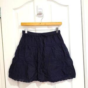 ‼️ 3/$20 Forever 21 A Line Patterned Skirt
